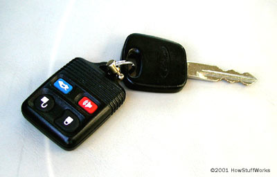 Car Key Replacement & Car Key Fob Programming